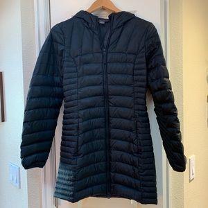 Eddie Bauer Puffer Coat Size Small